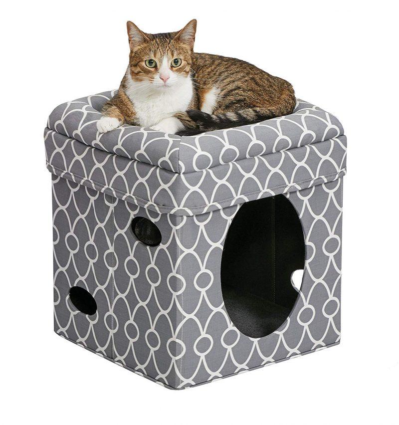 Cat House Cat Condo Curious Cat Cube, MidWest